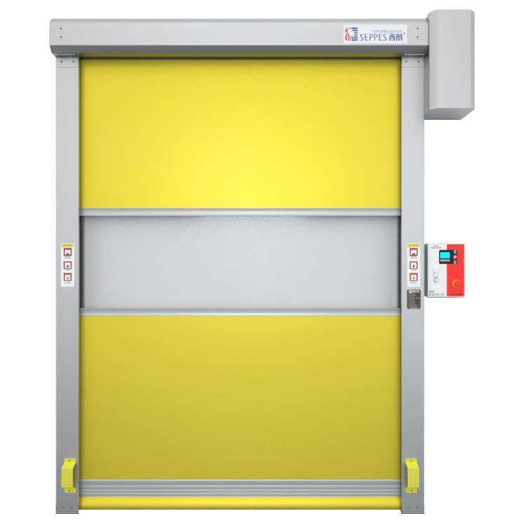 Seppes Brush Type High Speed Door